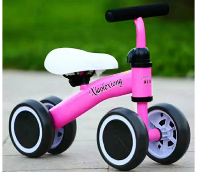 Велосипед без педалей для детей – беговел (велокат, ранбайк, велобалансир)