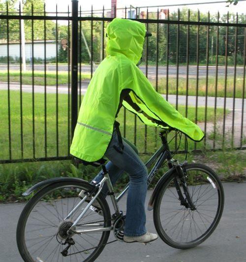 Как кататься на велосипеде в дождь: 8 советов новичкам - bikeandme.com.ua