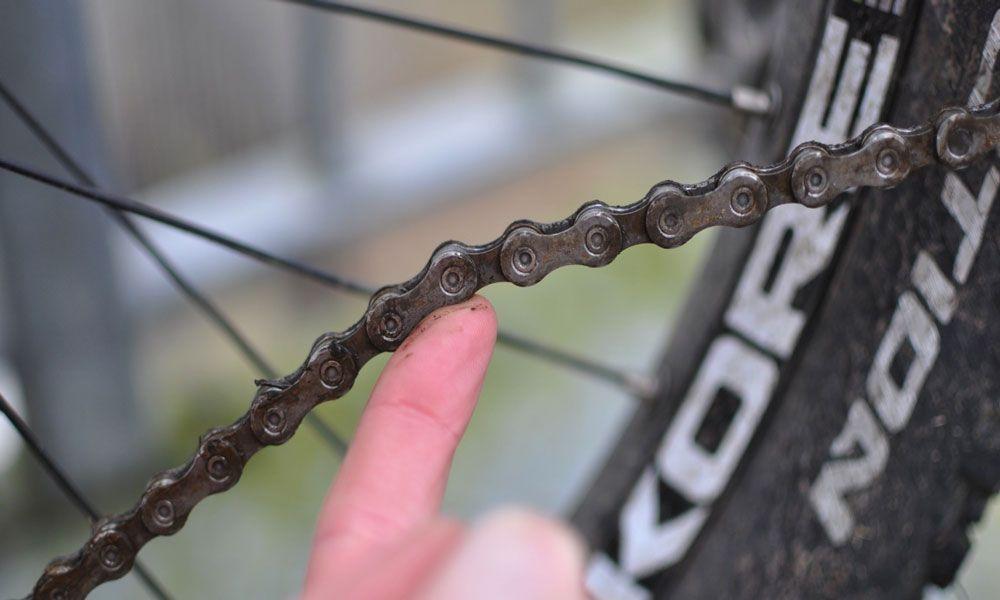Как натянуть цепь на скоростном велосипеде, обычном: причины слета и разрыва, видео