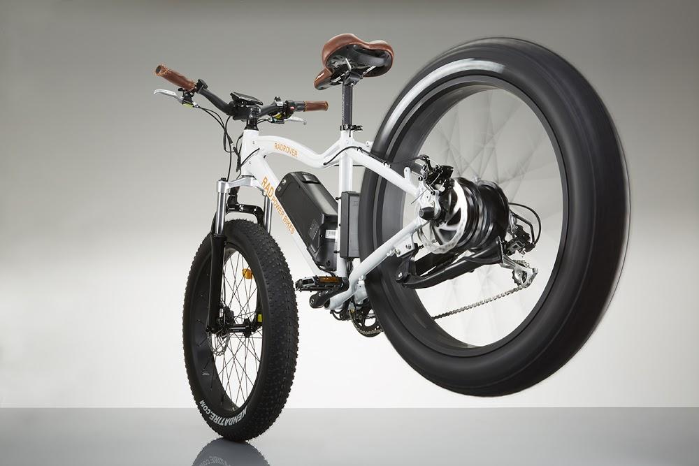 Что такое фэтбайк, кому и для чего он нужен - bikeandme.com.ua