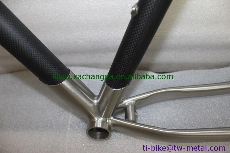 Рамы для велосипеда из титанового сплава, достоинства и недостатки, особенности.
