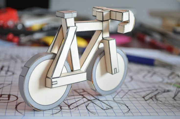 Как собрать велосипед по запчастям