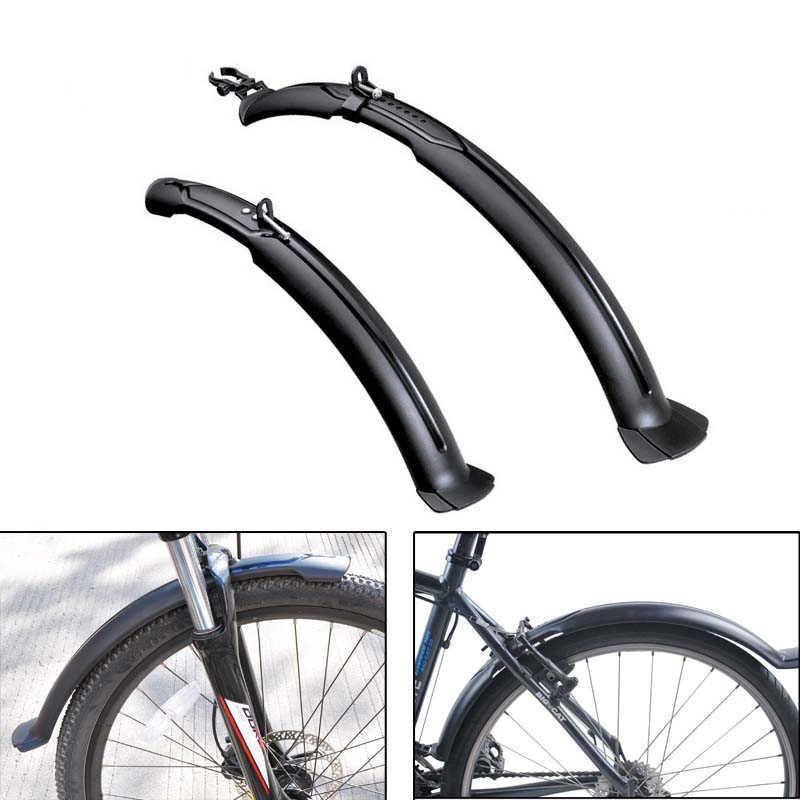 Все про велосипедные крылья