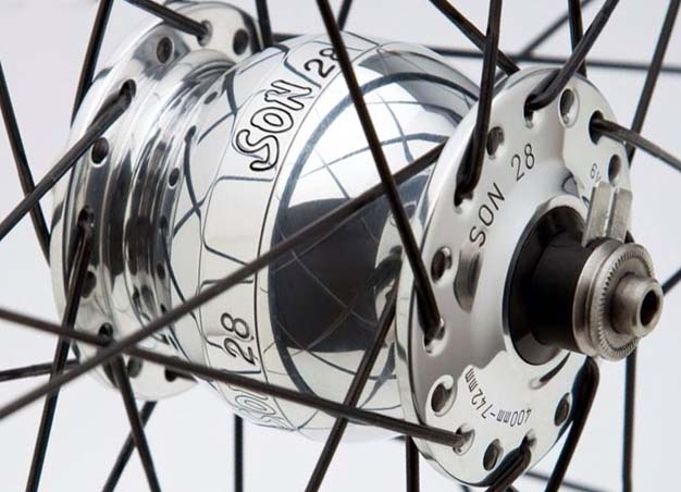 Динамо втулка для велосипеда — сайт для велосипедистов