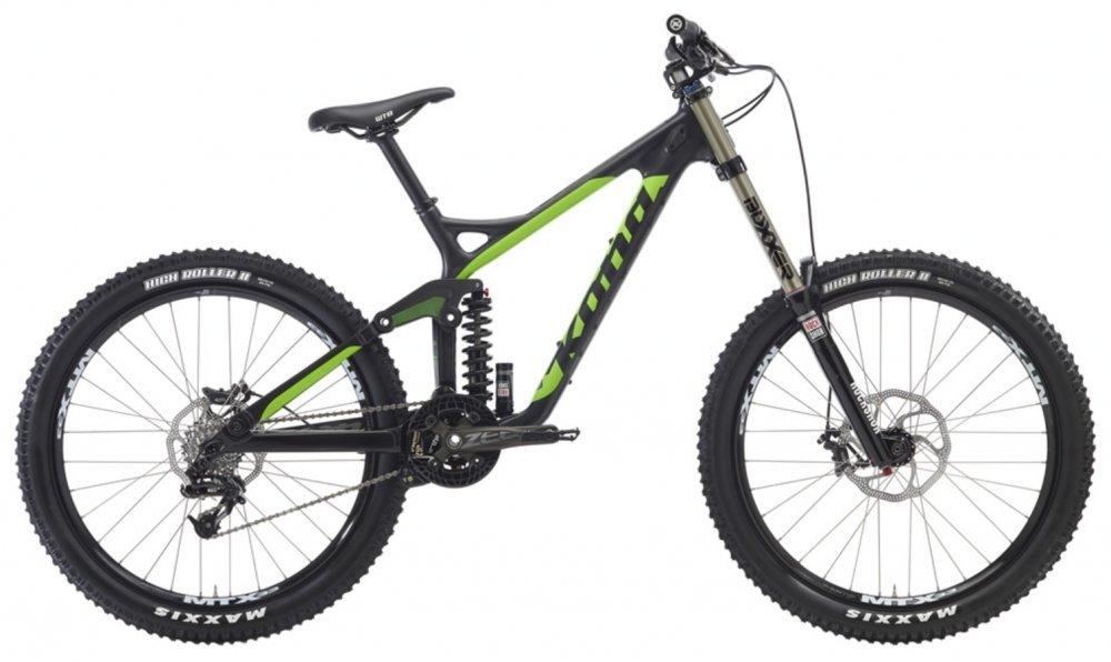 Какой должен быть велосипед для даунхилла?   новичкам   veloprofy.com