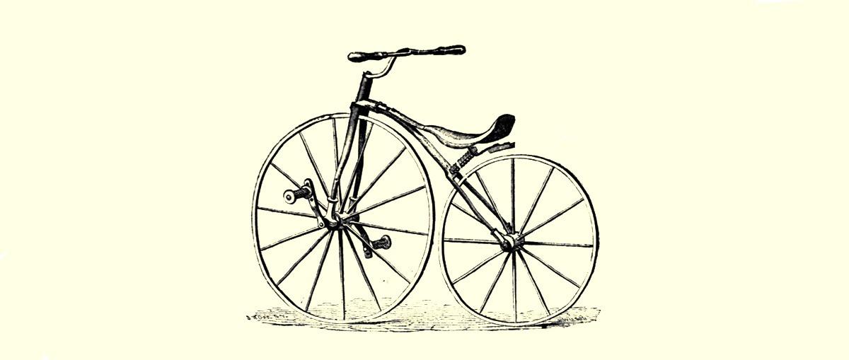 Эволюция велосипеда из истории создания велосипеда. - презентация