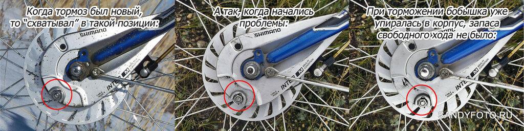 Велосипедный тормоз:ликбез от дилетанта estimata