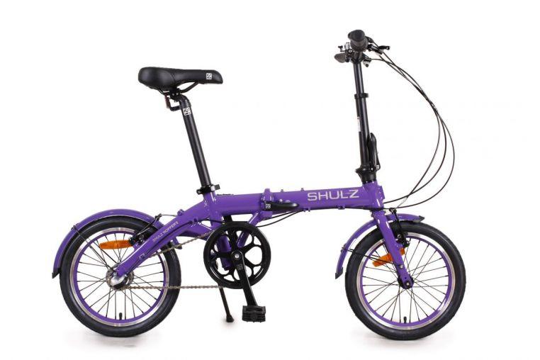 Простой недорогой дорожный велосипед
