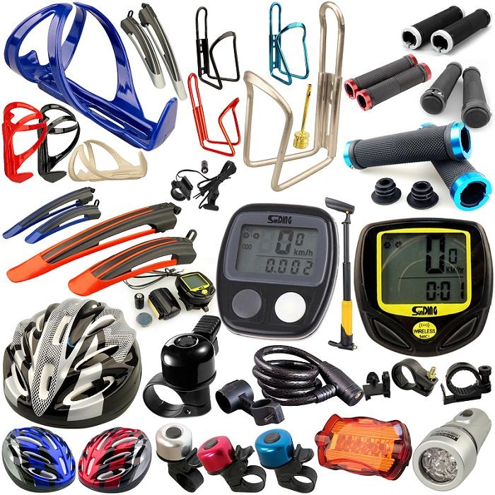 Самые нужные и просто интересные аксессуары для велосипеда