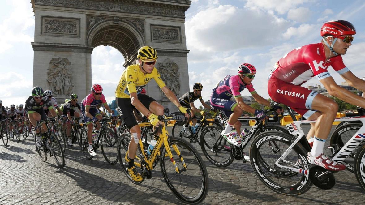 Бюджет — от €13,5 млн: топ-10 самых богатых велокоманд мира - bikeandme.com.ua
