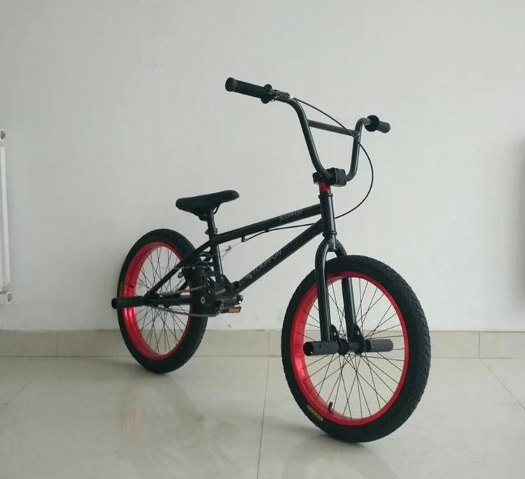 В чем преимущества bmx велосипедов?