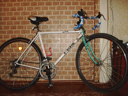 Покраска велосипеда своими руками