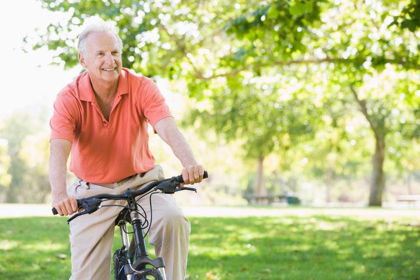 Допустима езда на велосипеде при аденоме простаты или нет?