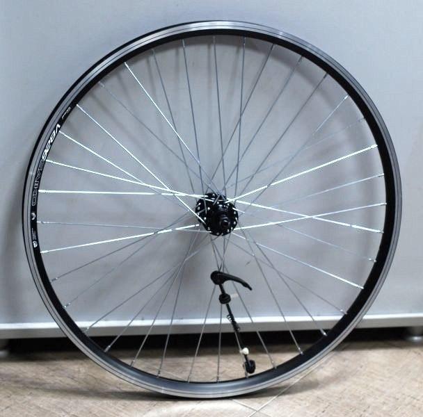 Как самостоятельно собрать колесо? спицовка в три креста