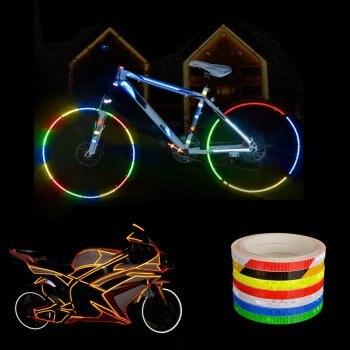 Отражатели для велосипеда и безопасная езда
