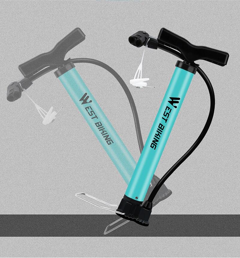 Лучшие велосипедные насосы