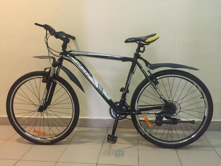 Велосипеды Fury