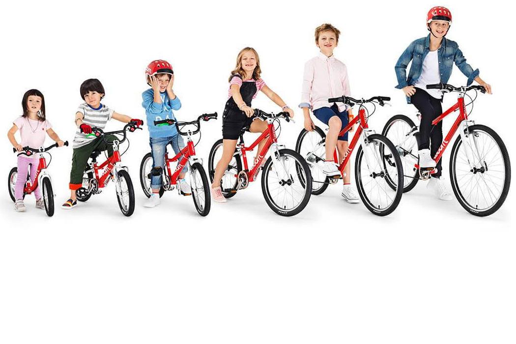 Как выбрать велосипед для ребенка. детский велосипед: какой размер колес выбрать