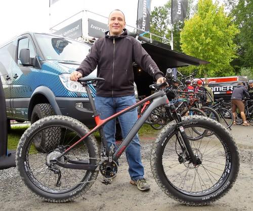 Что такое фэтбайк? велосипед на толстых покрышках - нужен ли?
