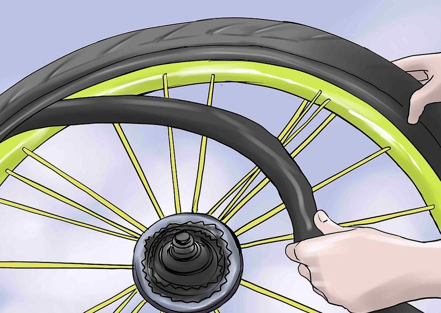 ✅ как снять колесо с велосипеда - veloexpert33.ru