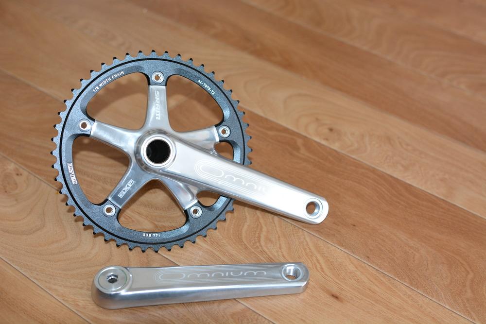 Как сделать велосипед синглспид собственными руками