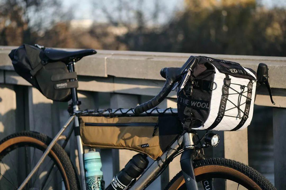 Обзор комплекта сумок для байкпакинга: nerpa gear, ortlieb и rockbros