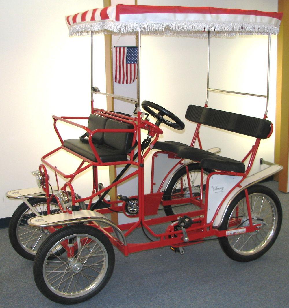 Как изготавливаются самодельные велосипеды?