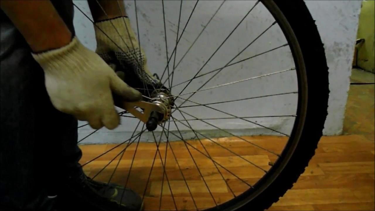 Ремонт задней втулки велосипеда: причины поломки, ремонт заднего колеса велосипеда.