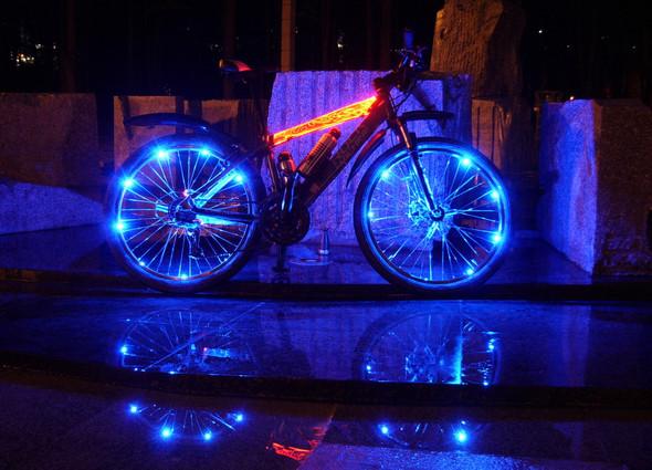 Тюнинг велосипеда своими руками