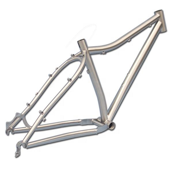 Велосипеды из титана