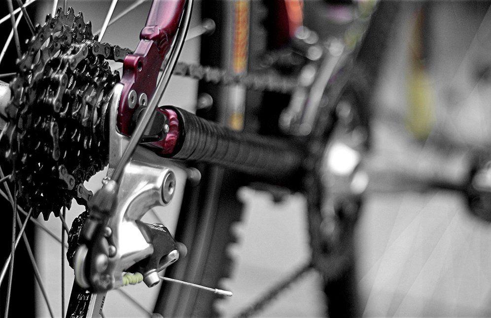 Как натянуть цепь на велосипеде