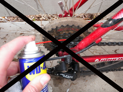 Что делать, если скрипит велосипед