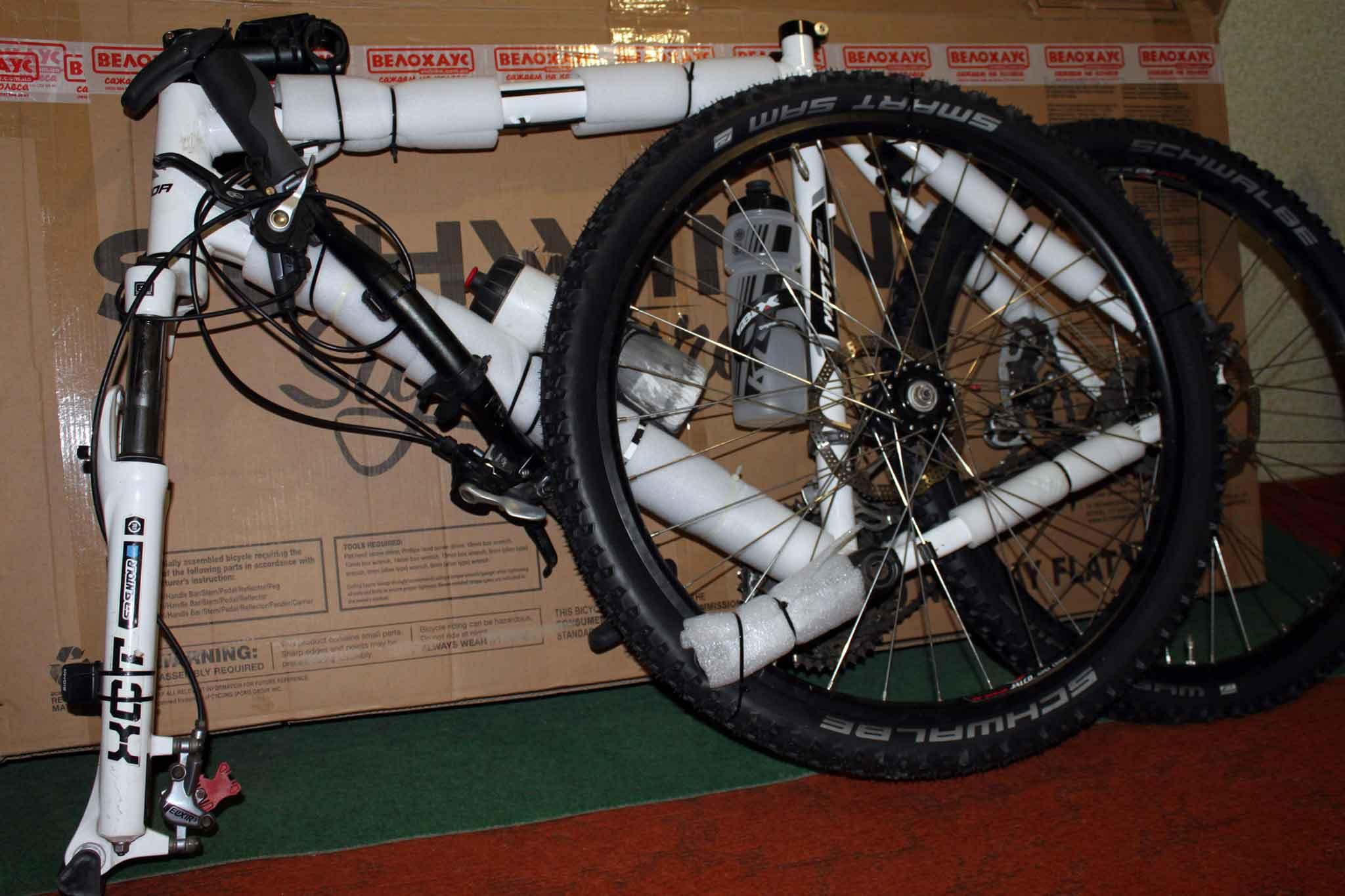 Перевозка велосипеда в самолете: подробная инструкция