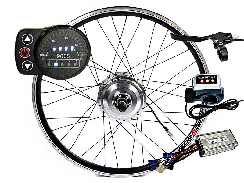 Электронаборы для велосипеда