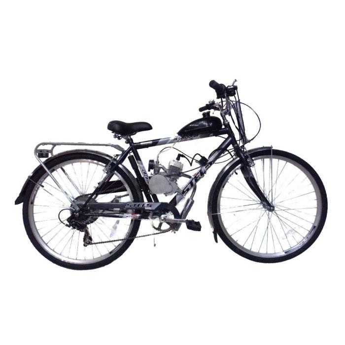 Велосипеды с бензиновым мотором: плюсы и минусы, советы по выбору