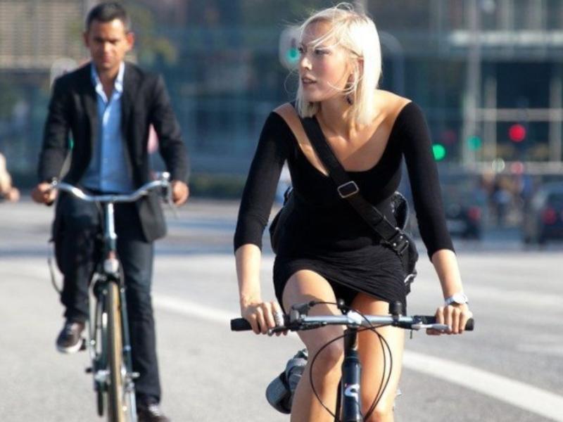 Как ездить на работу и учёбу на велосипеде?