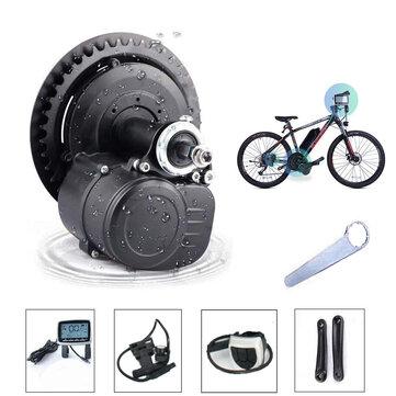 Кареточный мотор для велосипеда