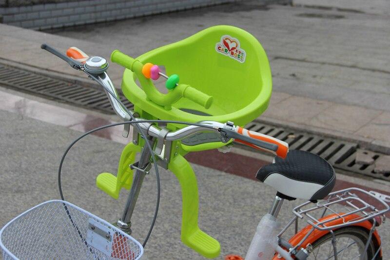 Детские сиденья для велосипедов, куда их крепить и какие виды существуют