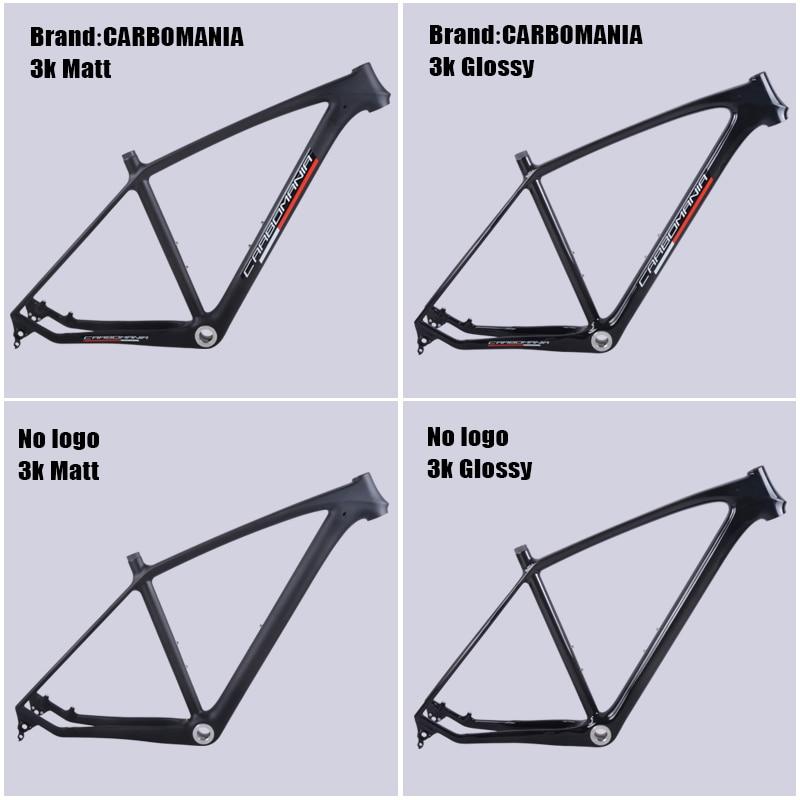 Виды и предназначение велосипедных рам
