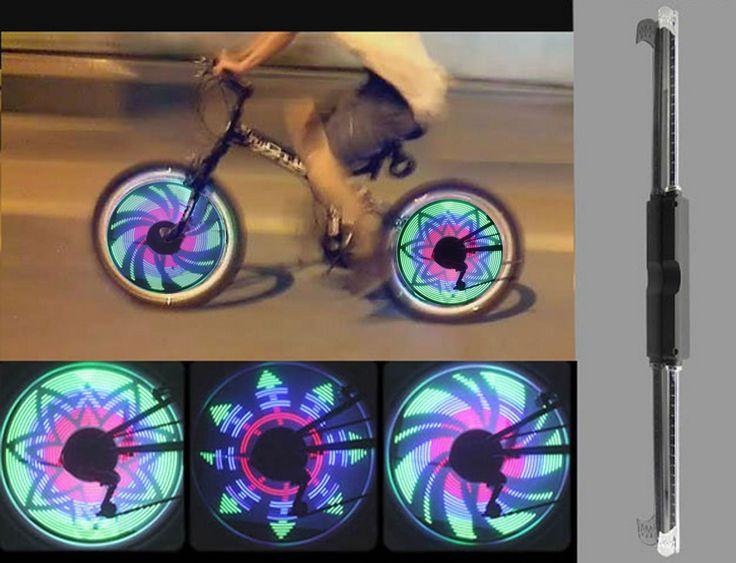 Делаем светодиодную подсветку колес велосипеда своими руками