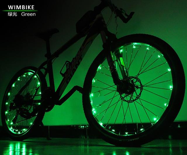 Неоновая подсветка на велосипед своими руками, подсветка велосипеда неоном или светодиодами