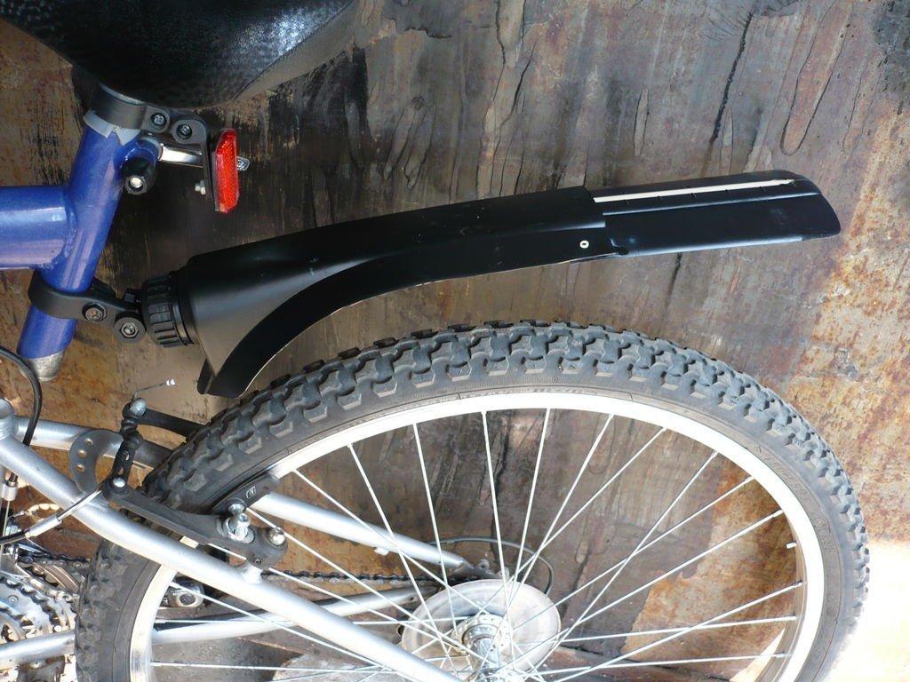 Как сделать брызговик для велосипеда