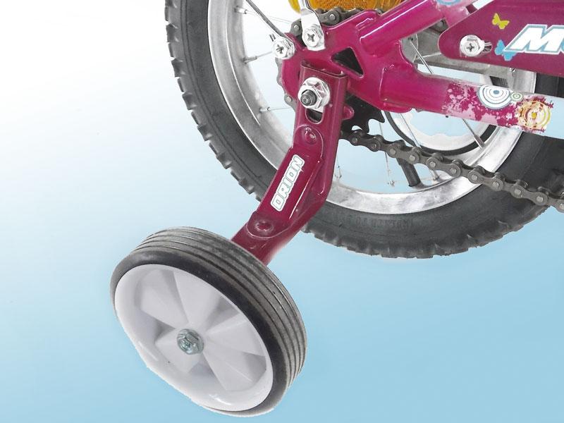Страховочные колеса для детского велосипеда