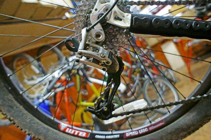 Не переключаются скорости на велосипеде, причины, алгоритм действий