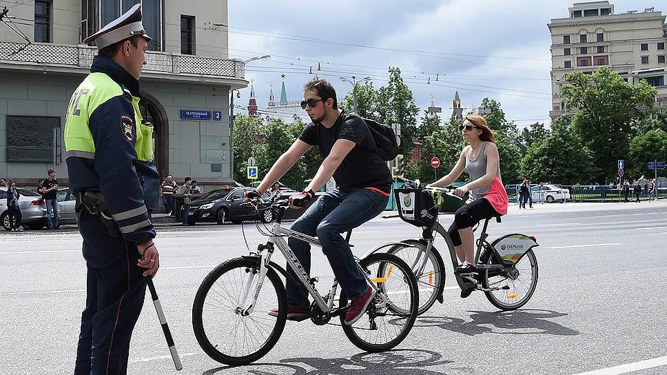 Нужны ли права на велосипед в россии