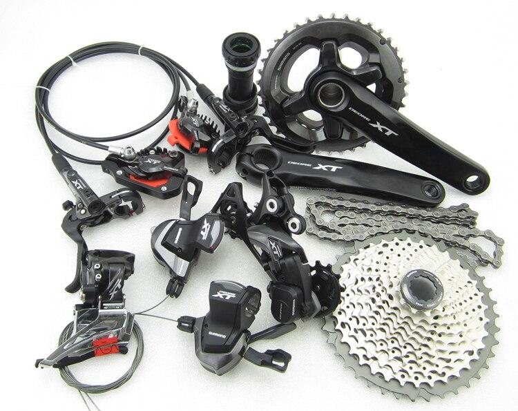 Shimano обзор аксессуаров для велосипеда