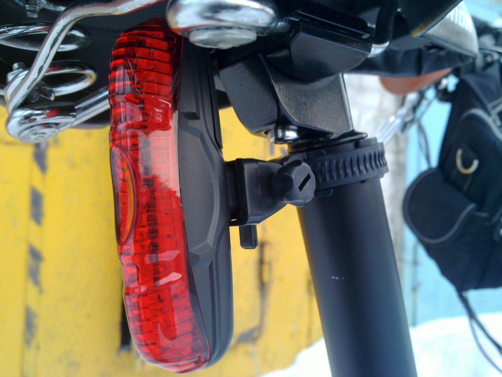 Велосипедные фары: как выбрать?
