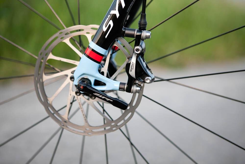 Устройство дорожного велосипеда