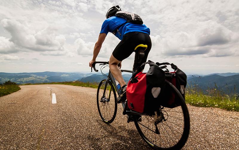 Путешествия на велосипеде