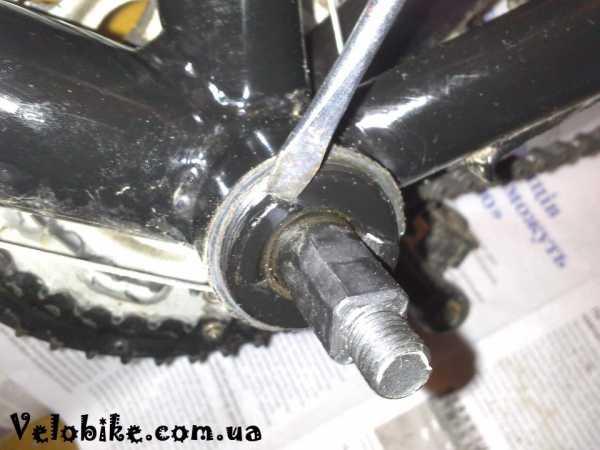 Как самостоятельно разобрать и снять каретку велосипеда